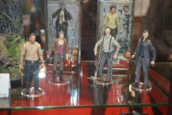 NYCC 2014 – McFarlane Toys The Walking Dead Coverage