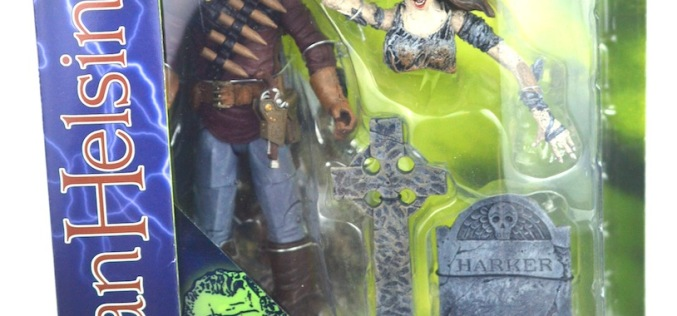 Enter To Win A Universal Monsters Select Van Helsing Giveaway Contest Ends Wednesday, November 5th