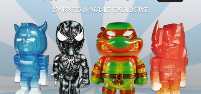 Funko Announces Barnes & Noble Hikari Figure Exclusives