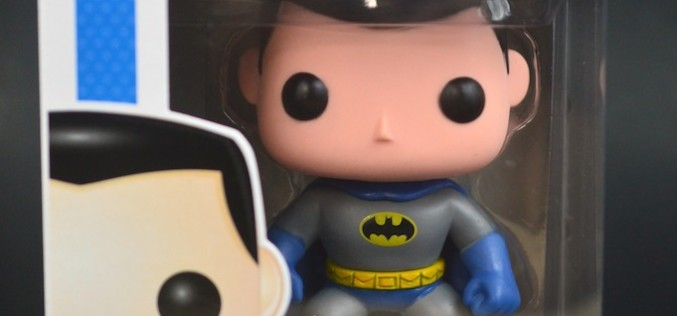 Funko Target Exclusive Batman Unmasked Pop! Vinyl Figure Review