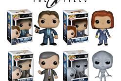Funko The X-Files Pop! Vinyl Figures Announced