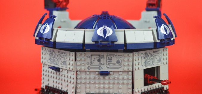 G.I. Joe Kre-O A8604 Terror Drome Set Review