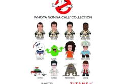 Ghostbusters Titans Mini Figure Collection Series 1 From Titan Books UK