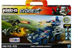 "Toys ""R"" Us Black Friday & Clearance Sale On G.I. Joe Kre-O Sets"