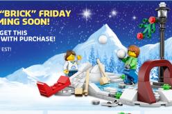 LEGO Shop Black Friday Offers Starts November 28th