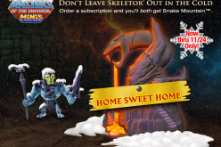Mattel Launches Masters Of The Universe 2015 Minis Subscription