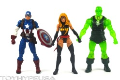 Marvel Legends Infinite Series Collectors Edition Target Exclusive 3-Pack Review
