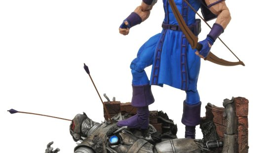 Amazon Black Friday Deal On Marvel Select Hawkeye Figure