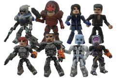 BioWare And Diamond Select Toys Partner On Mass Effect Minimates For GameStop Stores