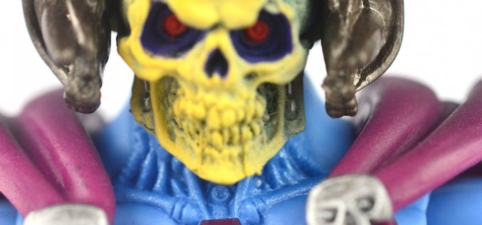 Masters Of The Universe Classics New Adventures Intergalactic Skeletor Review