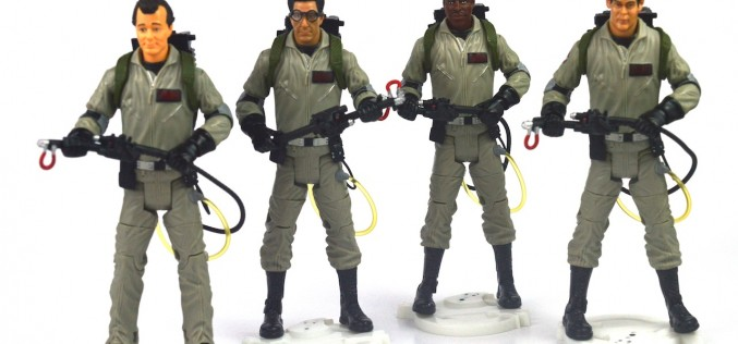 Mattel Ghostbusters 30th Anniversary Action Figure 2-Packs Review