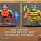 Mattycollector Video: Masters Of The Universe Minis Customs