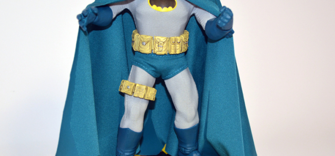 Mezco Announces Previews Exclusive The Dark Knight Returns One:12 Collective line