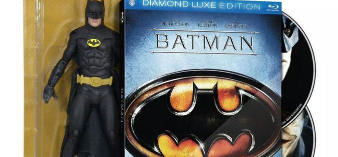 NECA Updates On Batman 1989 Michael Keaton Action Figure
