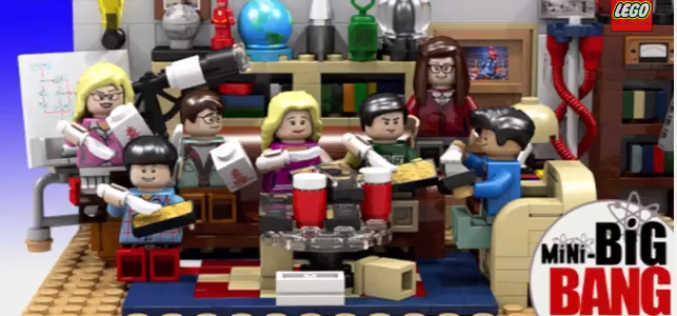 LEGO Ideas First 2014 Review Results: Announcing LEGO Ideas #009 And #010