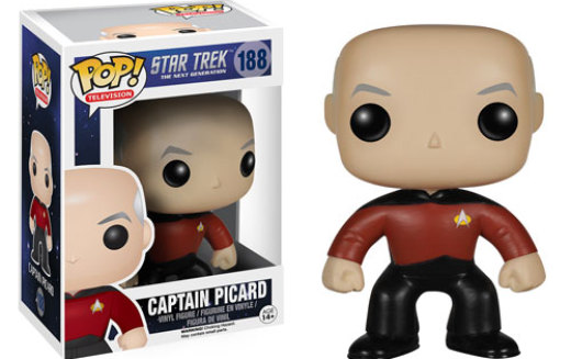 Funko Announces Star Trek The Next Generation Pop! Vinyl Figures