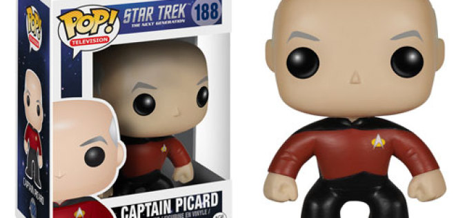 Funko Announces Star Trek The Next Generation Pop! Vinyl Figures