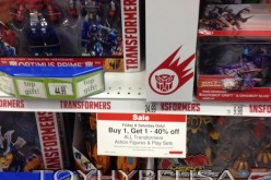 """Toys """"R"""" Us Transformers BOGO Sale Friday & Saturday Only"""
