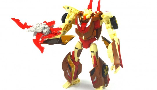Transformers Collectors' Club FSS 2.0 Chromedome And Stylor Review