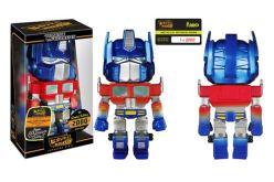 Funko Transformers Metallic Optimus Prime & Bumblebee Hikari Vinyl Figures