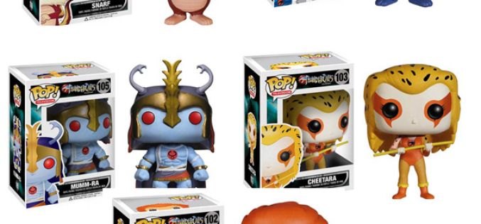 Wishlist Wednesday – Funko Thundercats Pop! Vinyl Figures Wave 2