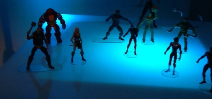 NYCC 2014 – Hasbro Marvel Coverage