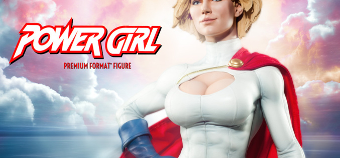 Power Girl Premium Format Figure Preview