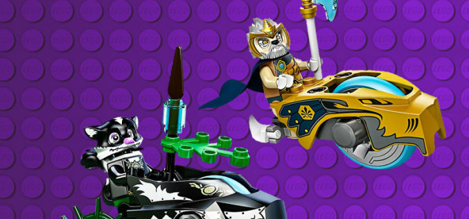 Entertainment Earth LEGO Legends Of Chima Sets Are 15% Off Today Only