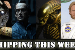NECA Shipping This Week: Aliens Series 3 & Classic Planet Of The Apes George Taylor Clothed Action Figures