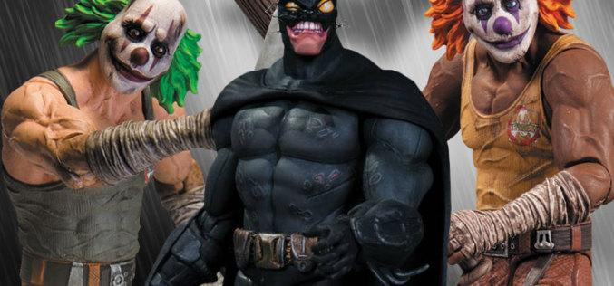 Entertainment Earth Daily Deal –  Batman Arkham City & Arkham Origins Action Figures Up To 75% Off