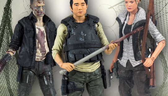 Entertainment Earth Daily Deal – 33% Off The Walking Dead Action Figures