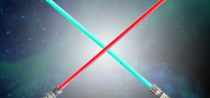 Entertainment Earth Daily Deal – Star Wars Lightsabers Up To 25% Off