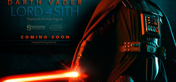 Sideshow Collectibles Darth Vader Premium Format Figure Preview