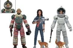 NECA Aliens Series 4 Coming March 2015