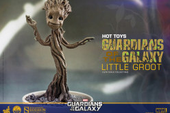 Hot Toys Guardians Of The Galaxy Little Groot Quarter Scale Figure Pre-Orders