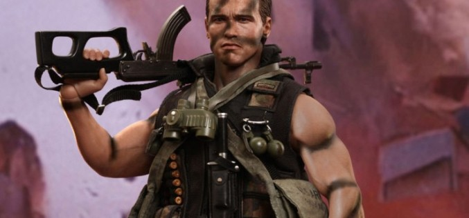 Hot Toys John Matrix Commando Sixth Scale Figure Pre-Orders