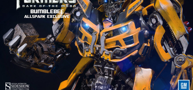 Transformers Bumblebee Polystone Statue By Prime 1 Studio Pre-Orders