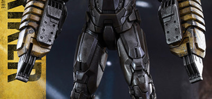Hot Toys Iron Man Mark XXV – Striker Sixth Scale Figure Pre-Orders