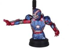 Amazon Lightning Deal Starting At 1PM On Marvel Iron Patriot Mini Bust (Amazon Exclusive)