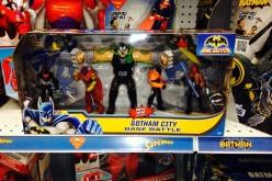 Batman Unlimited – Gotham City Bane Battle From Mattel Found At Target Stores