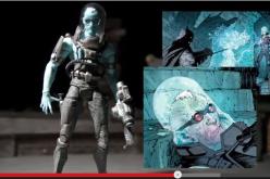 DC Collectibles – Greg Capullo Designer Series 2 Catwoman, Mr. Freeze, Red Hood & Thrasher Suit Batman Stop-Motion Video