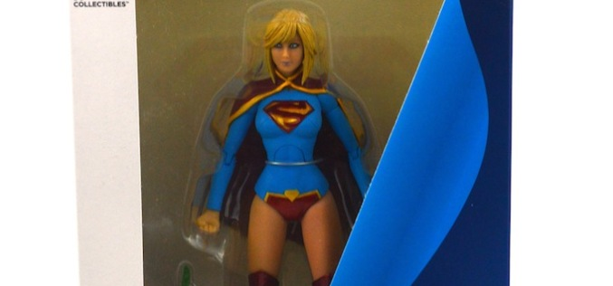 DC Collectibles New 52 Supergirl Figure Review