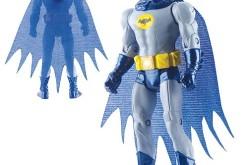 Mattel's DC Comics Multiverse 4″ Batman 1966, Batman Beyond, & Deathstroke First-Look