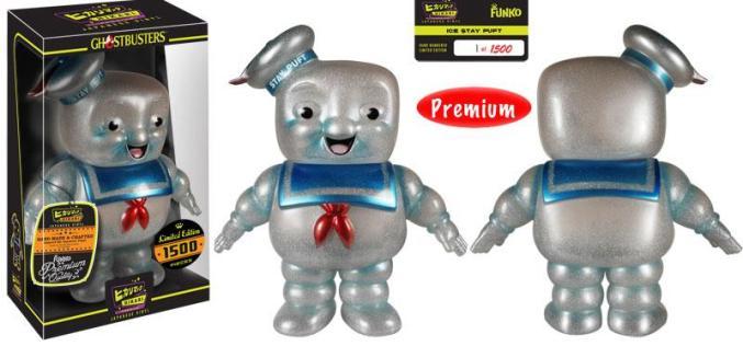 Funko Ghostbusters Ice Stay Puft Hikari Premium Sofubi Figure