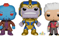 Funko Guardians Of The Galaxy Pop! Vinyl Bobble-Heads Figures Series 2 Revealed