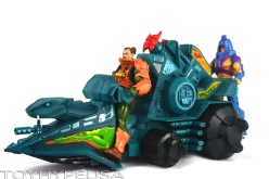 Masters Of The Universe Classics Battle Ram With Man-At-Arms Review