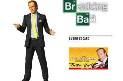 Mezco Announces Breaking Bad 6″ Saul Goodman Action Figure