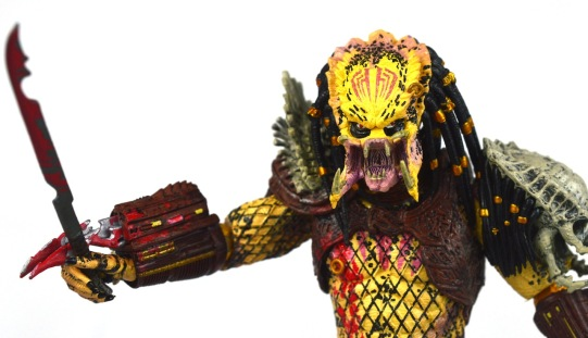NECA Bad Blood Predator Figure Review