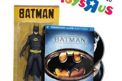 "NECA Batman 1989 Michael Keaton 6″ Action Figure Included With Blueray Set Coming To Toys ""R"" Us"