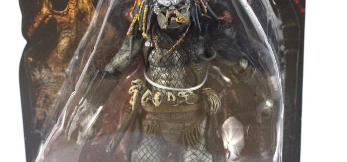 NECA Predator 2 Elder Predator V2 Figure Review